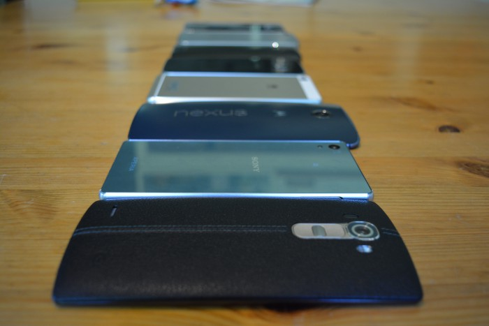 Androidhuippumallit (2)