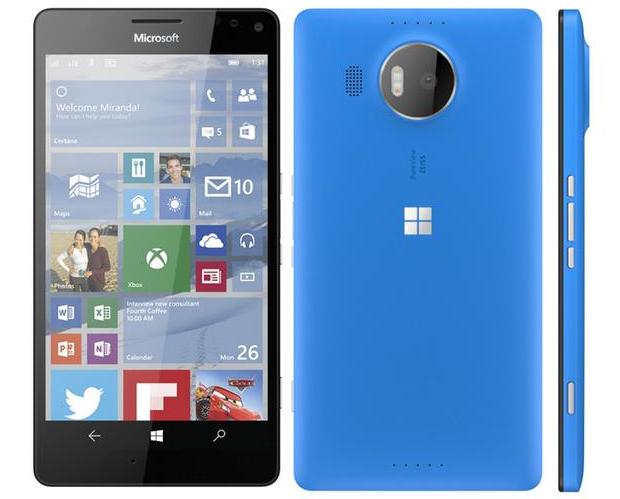 Vuotokuvassa Cityman, eli Lumia 950 XL