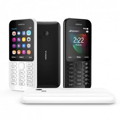 Muun muassa Nokia 222 esiteltiin jo Microsoftin aikana, mutta myynti jatkuu edelleen HMD:n alla.