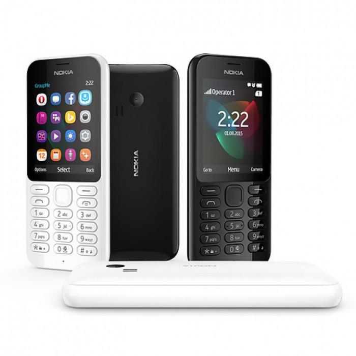 Nokia 222.