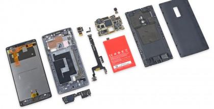 OnePlus 2 osissa