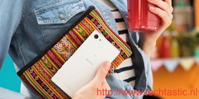 Oletettu Xperia Z5 Compact