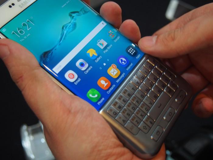 Keyboard Cover ja Galaxy S6 edge+