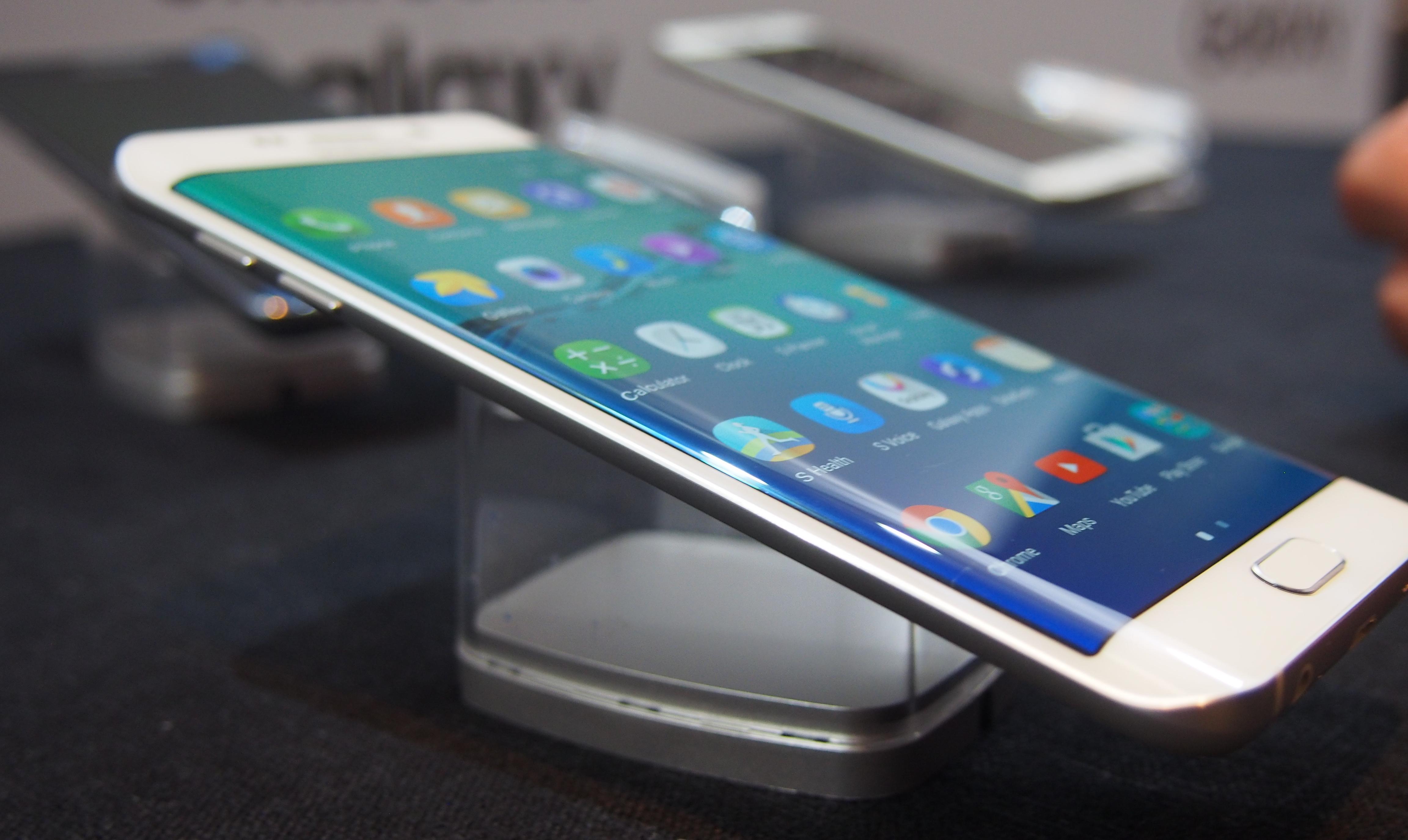 Samsung S6 Edge Hinta