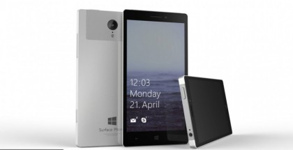 surface mobile puhelin