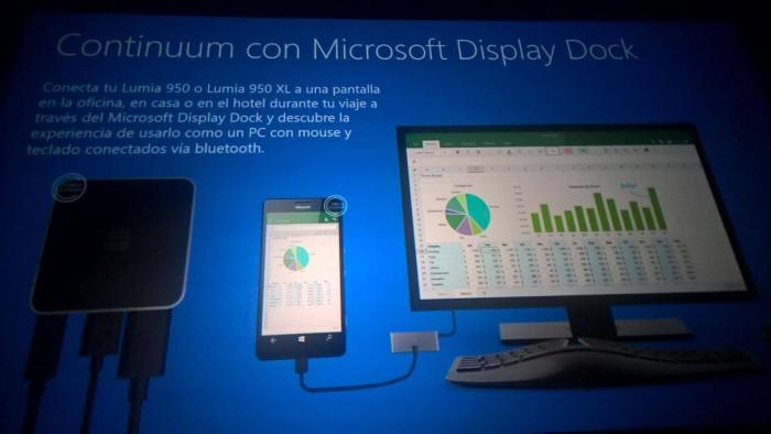 Windows 10 Mobile ja Continuum.
