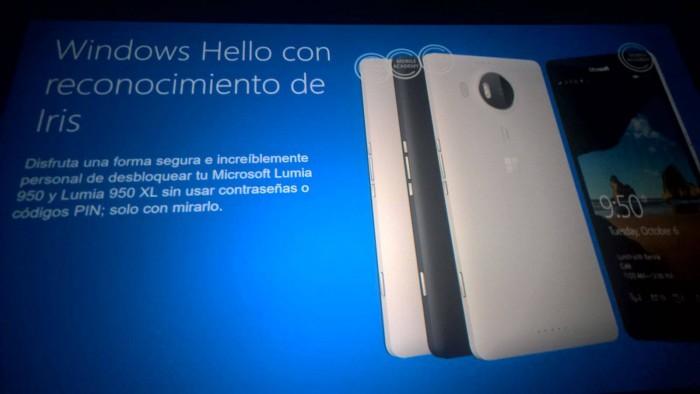 Iirisskanneri ja Windows Hello -sisäänkirjautuminen.