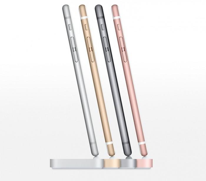 Applen iPhone Lightning Dock -telakka sai uuden värin