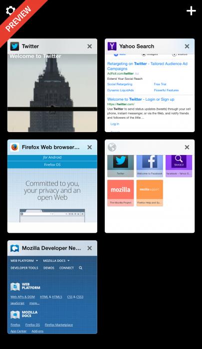 Fireforx iOS