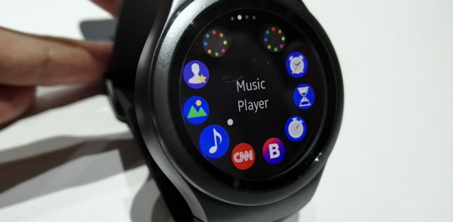 Ensitesti: Samsungin Gear S2:ssa on ideaa