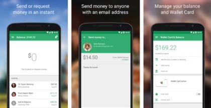 Uusi Google Wallet