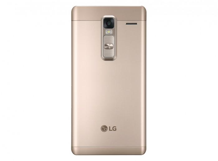 LG Glass kultaisena
