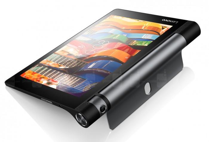 Kahdeksantuumainen Lenovo YOGA Tab 3 Kuva: PhoneArena