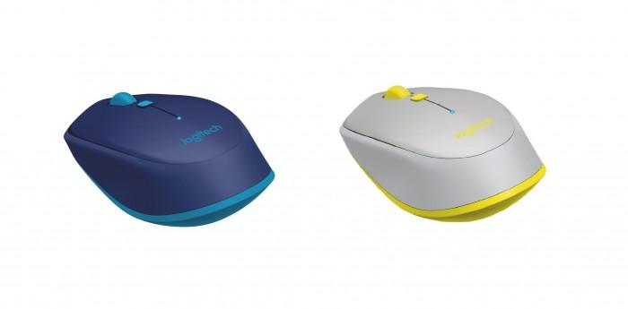 Logitech M535 -bluetooth-hiiri eri väreissä