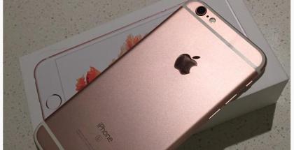Yksi onnekas sai uuden iPhone 6s:n useita päiviä ennen virallista julkaisua.