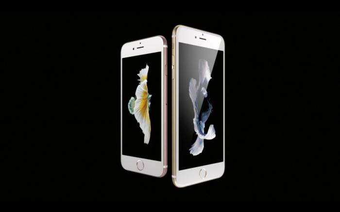 iPhone 6s ja 6s Plus