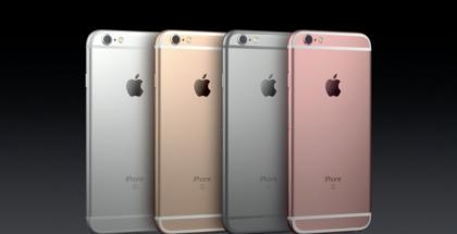 iPhone 6s:ää hankkiessa ei kannata ryhtyä täysin epätoivoiseksi.
