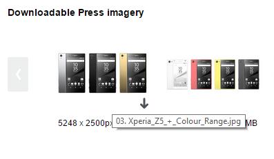 Xperia Z5 Premiumista piti alun perin mahdollisesti tulla Xperia Z5+
