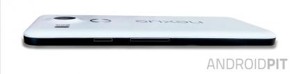 Oletetusti lopullinen ulkoasu Nexus 5 (2015) -puhelimelle