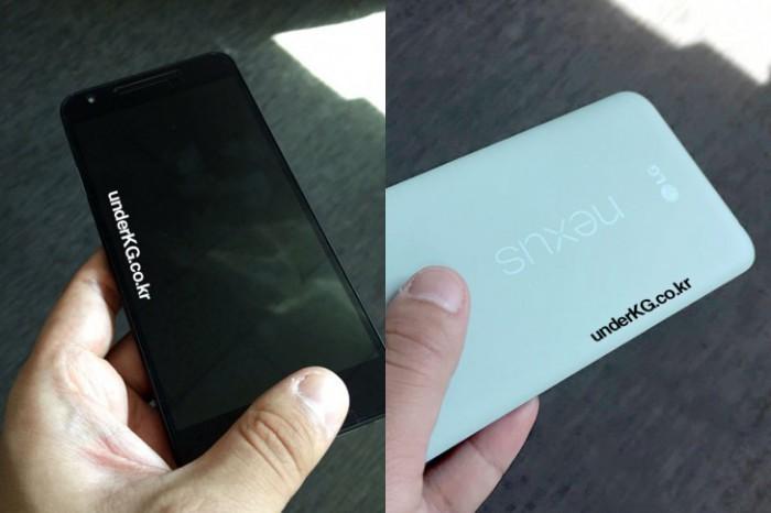 Vuotokuvassa LG:n valmistama Nexus 5X