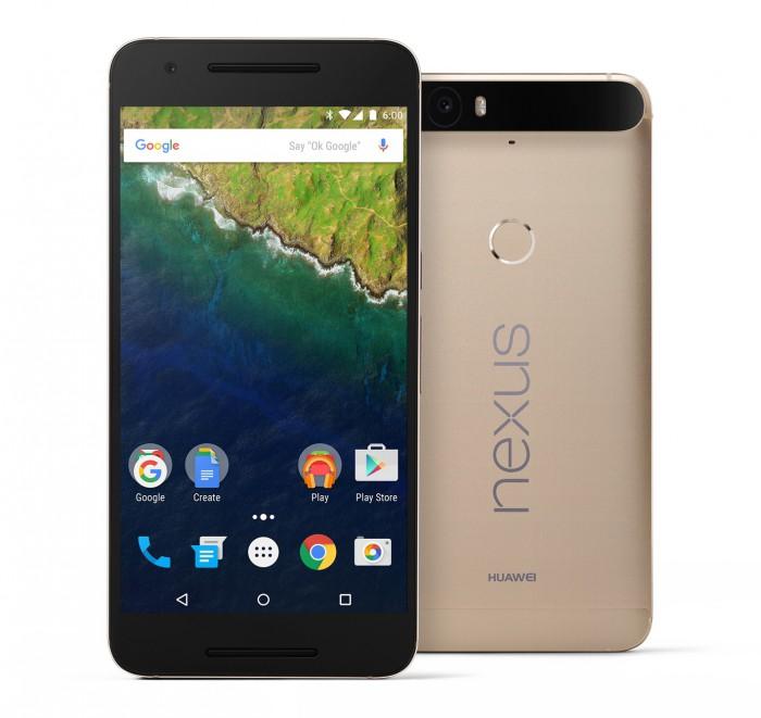 Kultainen Nexus 6P suuntaa näillä näkymin vain Japaniin
