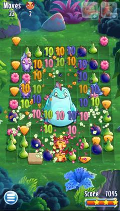 Pelaajan taitoja mitataan myös pomotaistoilla
