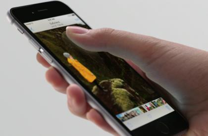 Jo iPhone 6s -puhelimet sisältävät 3D Touchin.
