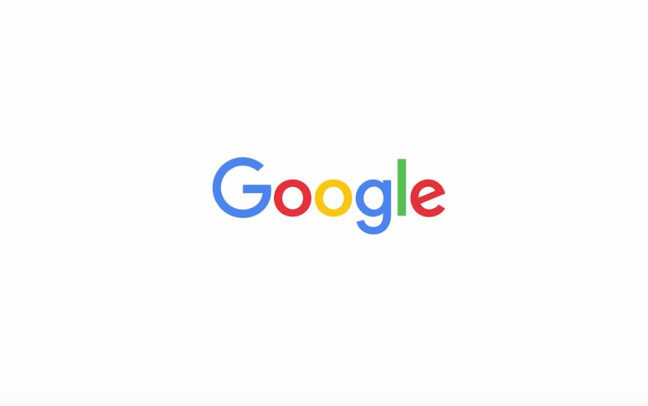 Googlen uusi logo