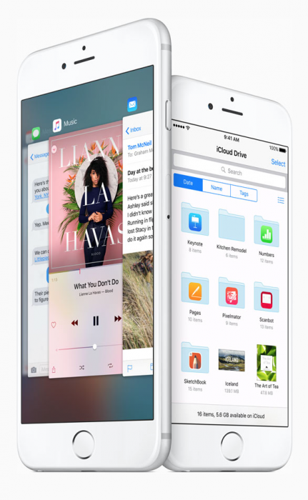 iPhone 6s Plus ja 6s