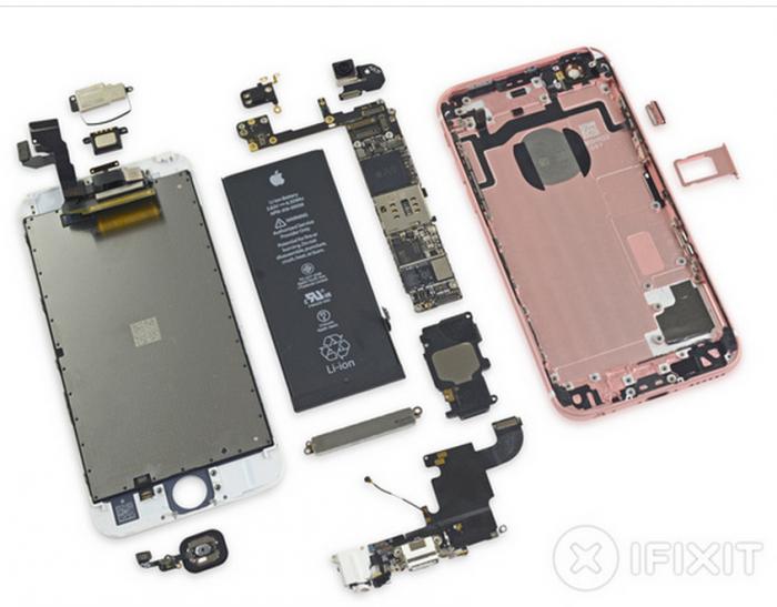 iPhone 6s iFixit (1)