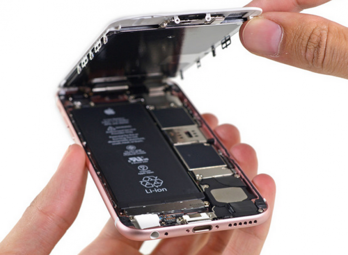 iPhone 6s iFixit (2)