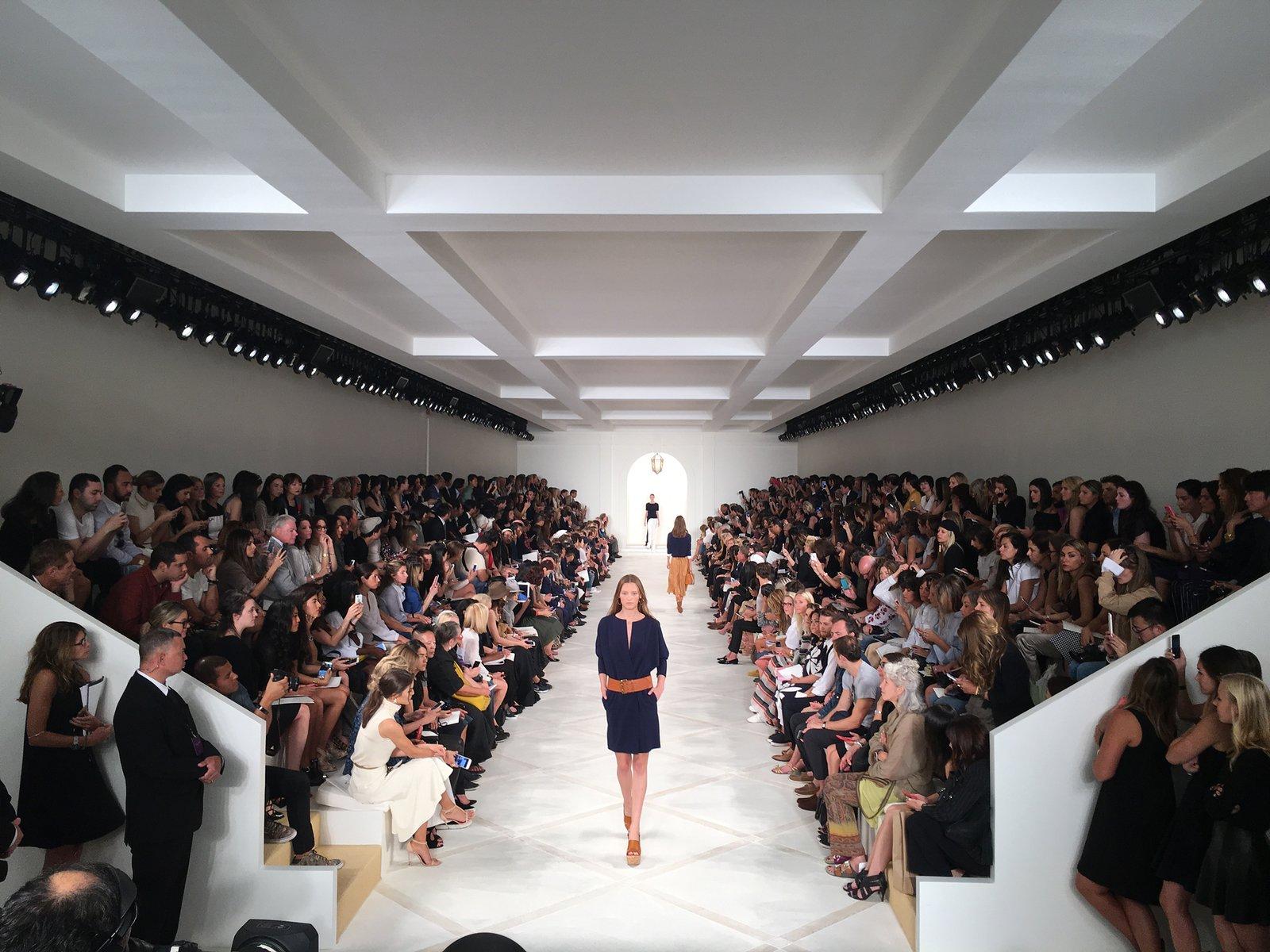 Kevin Lu testasi iPhone 6s Plussan kameraa New York Fashion Week -tapahtumassa