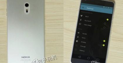 """Tämä """"vuotokuvassa"""" esiintynyt """"Nokia C1"""" on vain innokkaan fanin mielikuvituksen tuotos."""