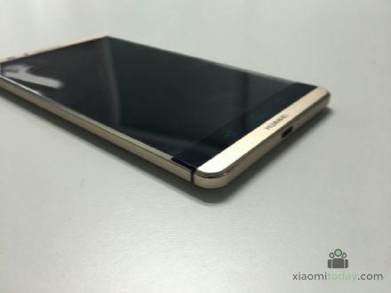 Vuotokuvassa väitetty Huawei Mate 8.