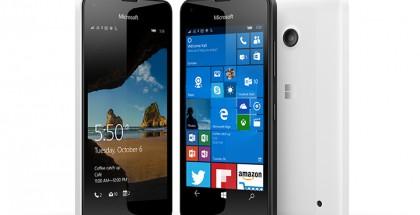 Lumia 550.
