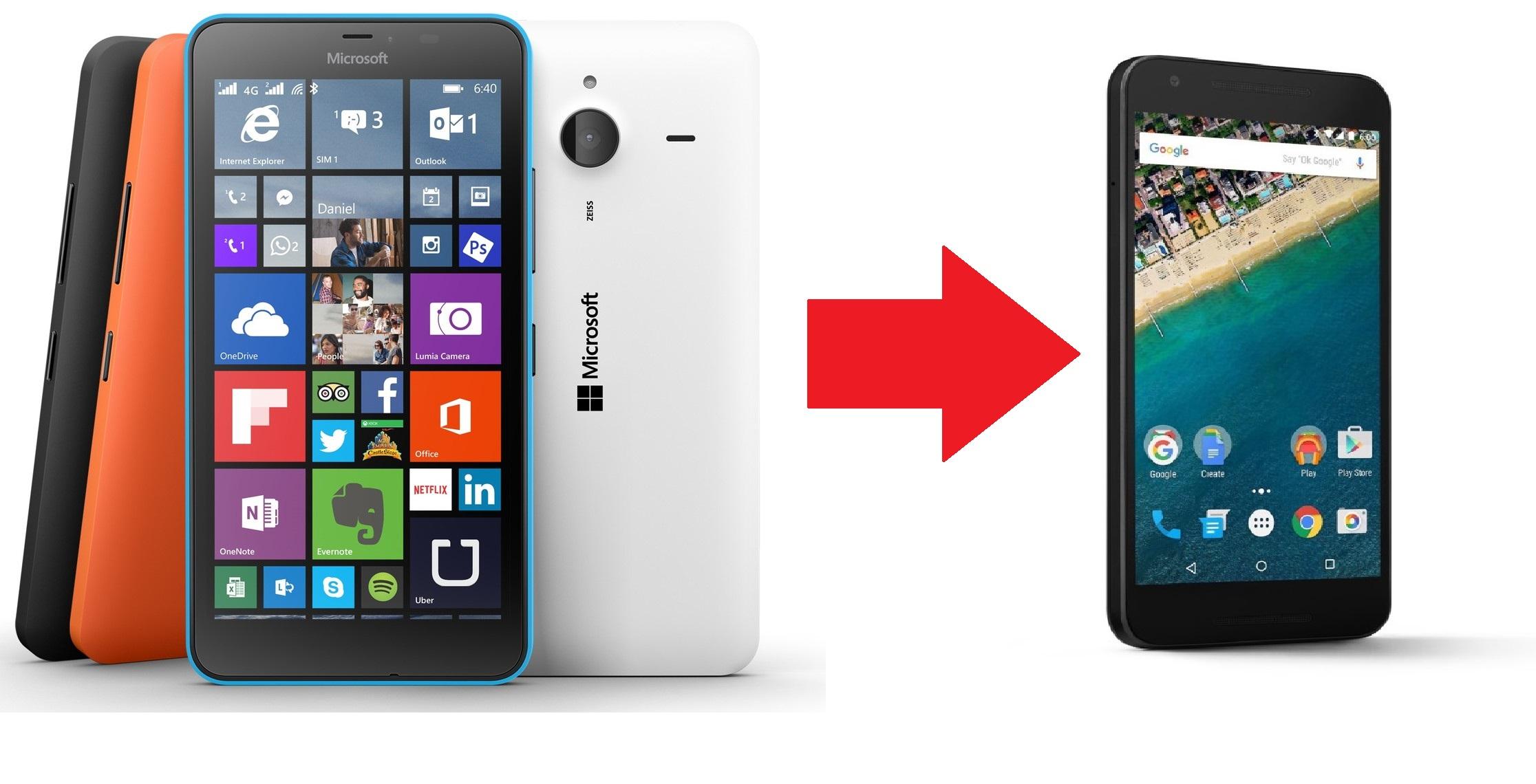 Windows phone microsoft tili