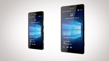 Lumia 950 ja 950 XL