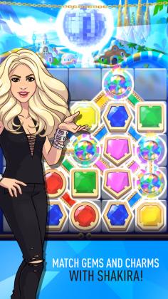 Rovio Love Rocks Shakira
