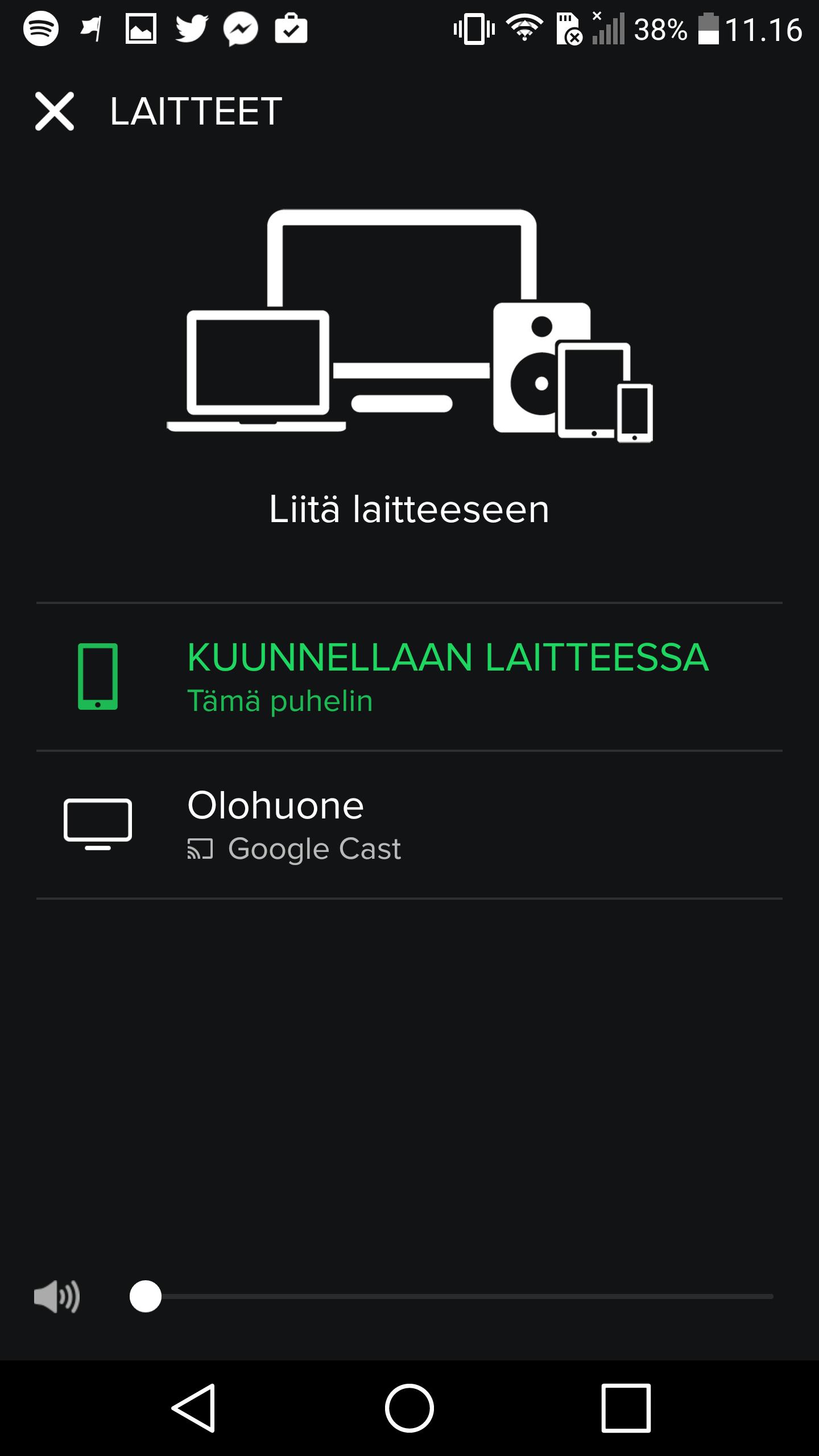 Ilouutinen: alkuperäinen Chromecast ja Spotify ovat nyt ystäviä | Mobiili.fi