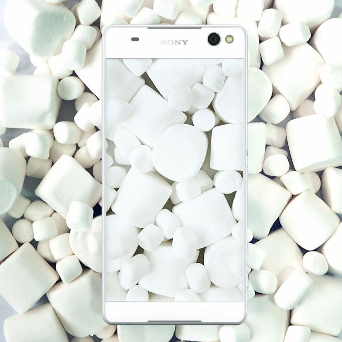 Sony Xperia Android Marshmallow