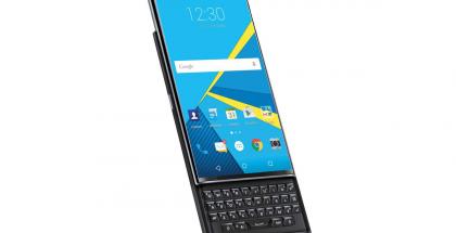 BlackBerry Priv on yksi sen viimeisimpiä älypuhelimia.