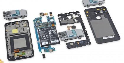Nexus 5X osissa