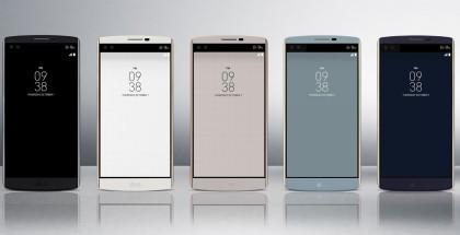 LG V10.