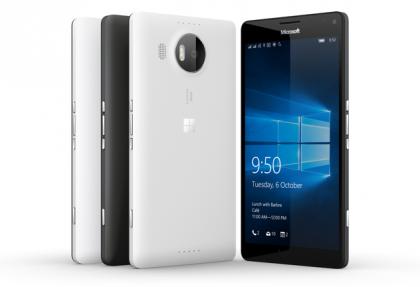 Lumia 950 XL ja 20 megapikselin kamera