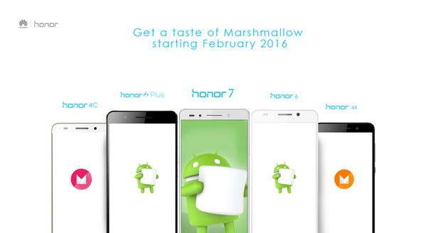 Honor Android M