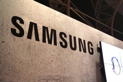 Samsung logo Slush 2015