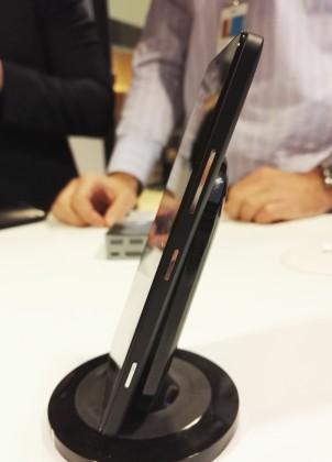Lumia 950:n fyysiset painikkeet