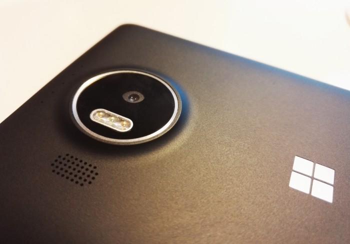 Lumia 950 XL:n kamera