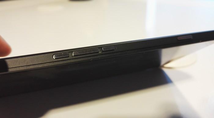 Lumia 950 XL:n fyysiset painikkeet