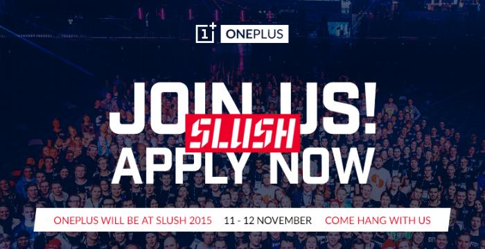 OnePlus Slush